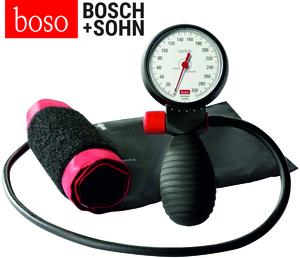 Tlakomjer na pero s manžetom na čičak Bosch&Sohn BOSO VARIUS