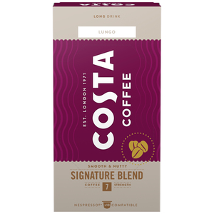 Costa Signature Blend Lungo 10 kapsula, Nespresso® kompatibilne kapsule