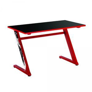 White Shark ZZ gaming stol, crno/crven