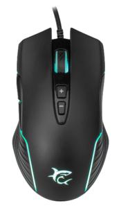 White Shark GM-5003 AZARAH RGB, optički miš, 6 400 DPI, Gaming miš