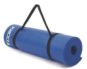 TOORX podloga za fitness 172 x 61 x 1,2 cm plava