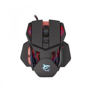 White Shark miš GM-9002 LANCELOT, Gaming, 7 tipki, 6 400 DPI