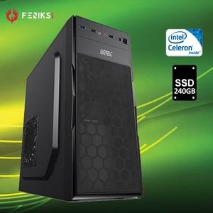 Stolno računalo Hyper X 1117 Intel Celeron G5900/8GB DDR4/SSD 240GB