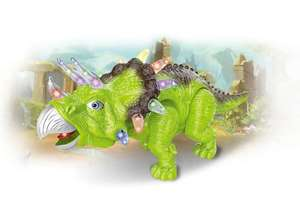 Dinosaur triceratops 37 cm