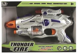 Dika toys Space gun sa zvukom i svijetlom 28x19x5cm