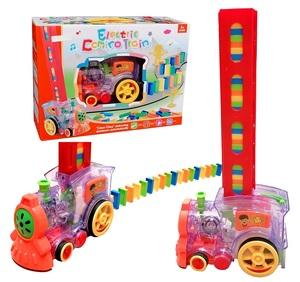 Dika toys Domino kamion na baterije 33x23x8cm