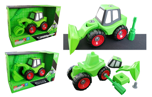 Dika toys Građevinsko vozilo DIY 25x17x10cm