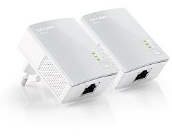 TP-Link Nano Powerline mrežni adapter 600Mbps, Homeplug AV (duplo pakiranje)