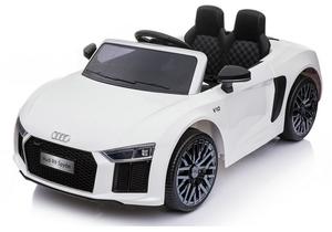 Licencirani auto na akumulator Audi R8 bijeli
