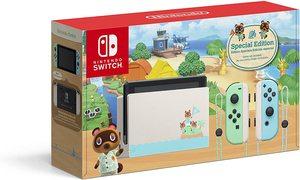 Nintendo Switch Console Animal Crossing : New Horizons Edition