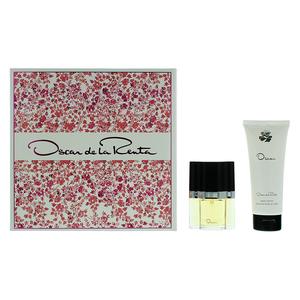 Oscar de La Renta Oscar EDT Gift Set: EDT 30 ml - Body Lotion 100 ml, ženski poklon set