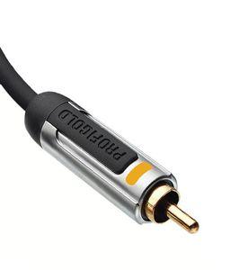 Profigold PROA4801, digitalni audio kabel, RCA m - RCA m, 1.0 m