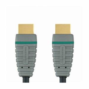 Bandridge BVL1205, HDMI 1.4 kabel, 5.0m