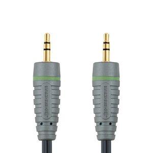 Bandridge BAL3301, audio kabel 3.5 mm, 1.0 m