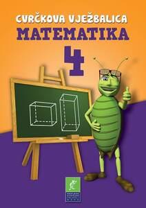 Cvrčkova vježbalica - Matematika 4, Miroslav Šošić