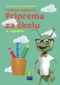 Priprema za školu 4-6 godina, Neda Gugo Crevar prof. logoped