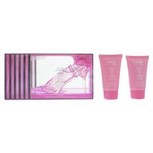 Disney Cinderella Pink Slipper EDP Gift Set: EDP 60 ml - Shower gel 75 ml - Body Lotion 75 ml