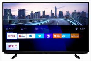 GRUNDIG LED TV 65 GEU 7990 B
