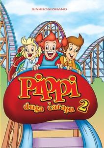DVD crtići - Pippi Duga  Čarapa 2