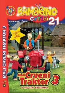 DVD crtići - Mali Crveni Traktor 3