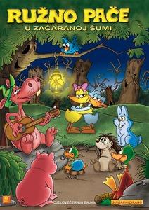 DVD crtići - Ružno Pače u začaranoj šumi