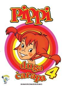 DVD crtići - Pippi Duga Čarapa 4