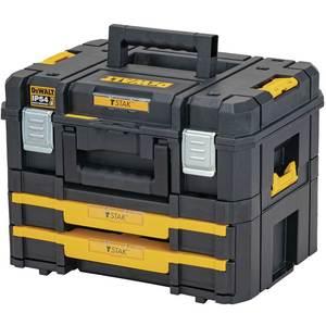 DEWALT kofer za alat TSTAK COMBO KIT - DWST83395-1 - IP54
