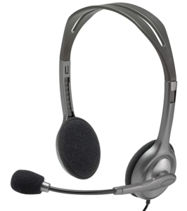 Logitech Stereo Headset H110, slušalice, 3.5mm