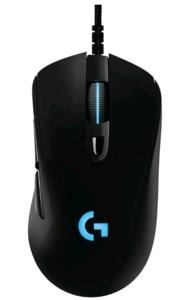 Logitech G403 HERO, Gaming miš, optički, Hero senzor, 16 000 DPI