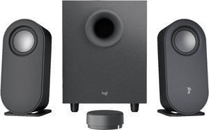 Logitech Z407, Bluetooth zvučnici, 2.1 sustav, crni