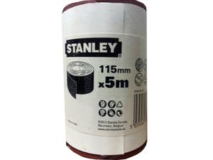 STANLEY multi sander quick fit brusni papir 60G, 115mm x 5m
