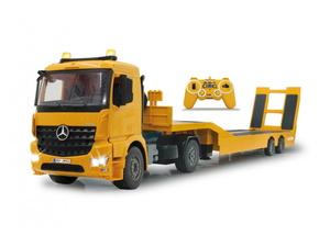Jamara kamion na daljinsko upravljanje, labudica Mercedes Arocs, žuti 1:20