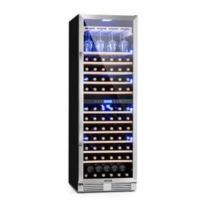 Klarstein hladnjak za vino Vinovilla Grande Duo