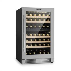 Klarstein hladnjak za vino Vinovilla Duo 79