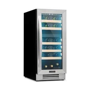 Klarstein hladnjak za vino Vinovilla 29 Built-In Duo