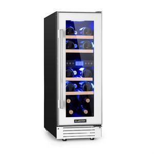 Klarstein hladnjak za vino Vinovilla 17 dvozonski