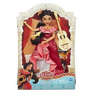 Disney Princess moje vrijeme pjevana, Elena od Avalora