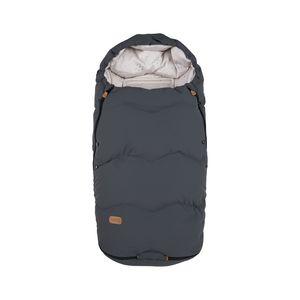 Voksi zimska vreća Explorer siva, 100 cm, 0-3 god.