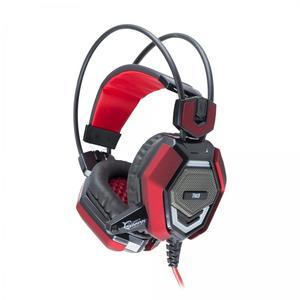 White Shark Tiger GH-1644, gaming slušalice PC, crveno/crne