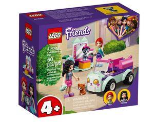 LEGO 41439 Salon na točkovima za uljepšavanje mačaka