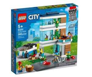 LEGO City Obiteljska kuća 60291