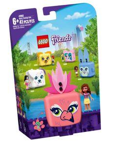 LEGO 41662 Olivijina kocka Flamingo