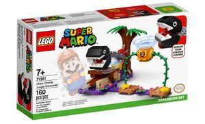 LEGO Super Mario Chain Chomp čeka u prašumi - komplet za proširenje 71381