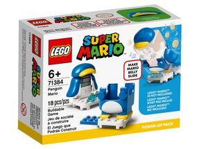 LEGO Super Mario Paket za energiju - pingvin Mario 71384