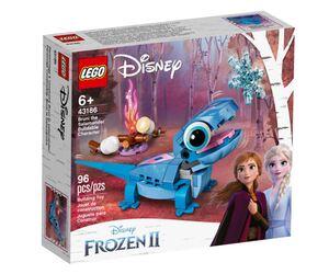 LEGO Disney Princess Salamander Bruni - figura za slaganje 43186