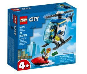 LEGO City Policijski helikopter 60275