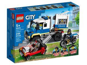 LEGO City Policijski transporter za zatvorenike 60276