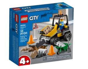 LEGO City Utovarivač za radove na cesti 60284