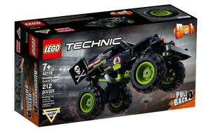 LEGO Technic Monster Jam® Grave Digger® 42118