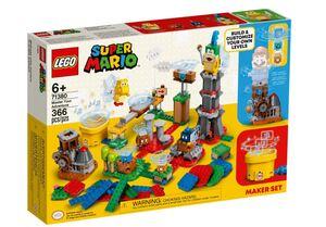 LEGO Super Mario Gospodar svoje pustolovine - komplet za tvorce 71380